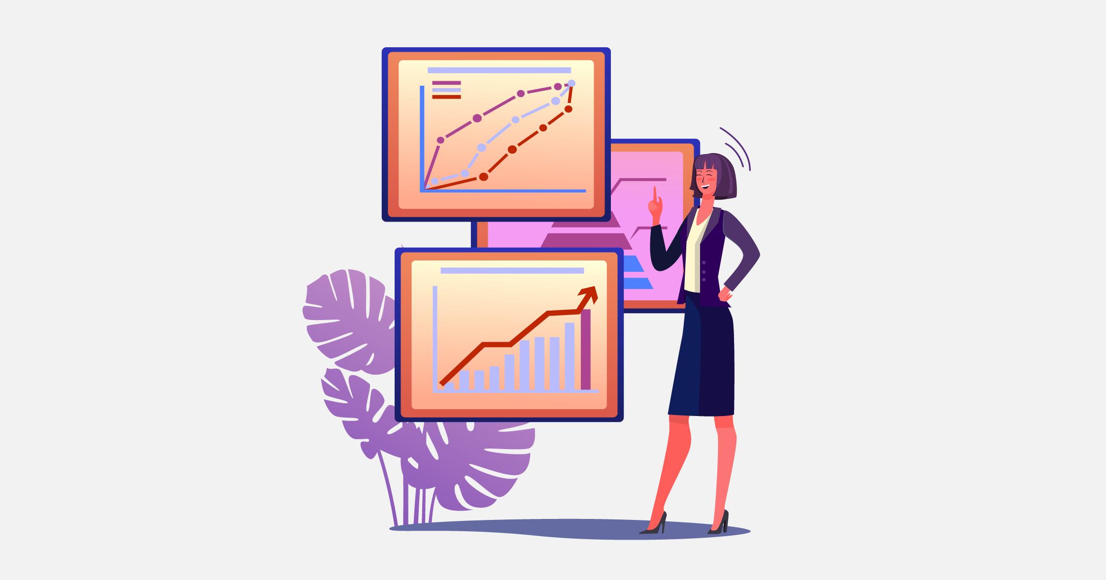 improve deal progression graphic